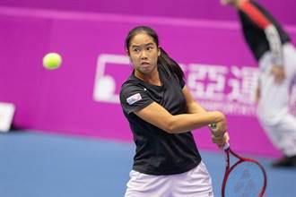 海碩女網》克服緊張 15歲小將奪WTA首勝