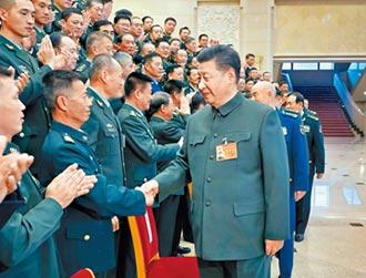 中共軍委基層建設會 習首度出席