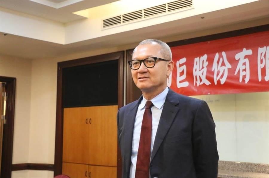國巨集團董事長陳泰銘。(本報系資料照片)