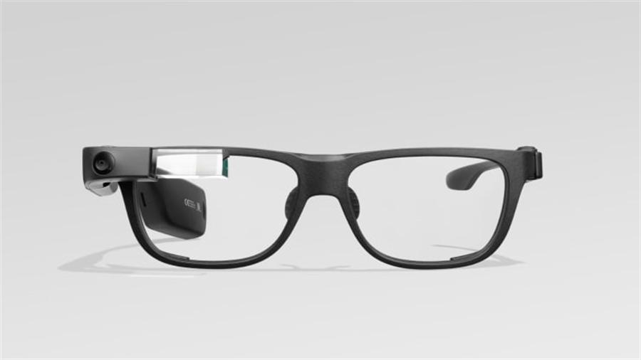 Google Glass的新版本Enterprise Edition 2。圖/Google提供
