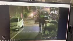 偷車賊衝撞警 蘆洲警5日內逮捕