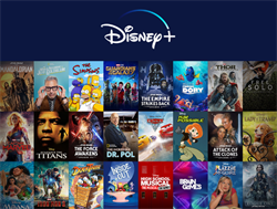 Disney+正式上線 台灣預計2020年3月能看到