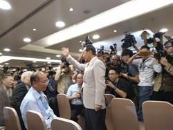 宋楚瑜:親民黨不分區將有「郭台銘的影子」