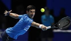 ATP年終賽》喬帥對費爸 誰贏誰晉4強