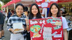 海大僑生辦文食展  家鄉味在台灣發光