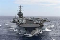 美海軍杜魯門號修復完成 等待部署中東