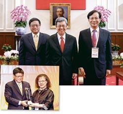 金融界唯一 一銀獲國家企業環保獎巨擘獎