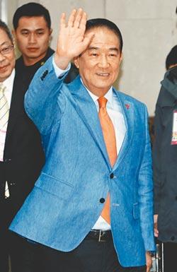 親民黨門票無望 王金平宣布退選 宋楚瑜第5度選總統