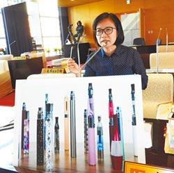 中市訂電子煙條例 落實無菸校園