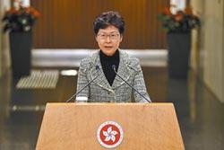林鄭月娥:每日將評估區會選舉可能性