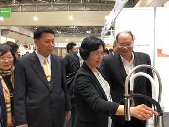 台灣水五金之鄉彰化的隱形冠軍 飛日本住宅建築展達成60家場次洽談