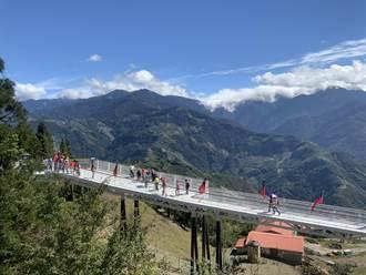 天空之橋變蕭條 清境高空觀景步道最賺錢