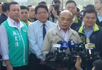 莊瑞雄列民進黨不分區13名,屏二選區幾篤定由蘇震清參選