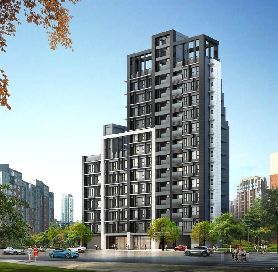 首購豪華升級日本住友制震、中空制音樓板規劃。