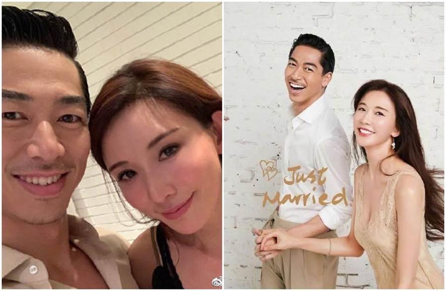 林志玲婚禮選在台南美術館1館宴客。(圖/新浪娛樂微博)