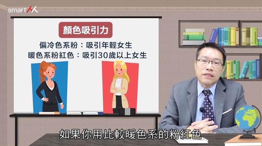 知名企業講師謝文憲參與大大讀書擔任說書人。(圖/大大學院)