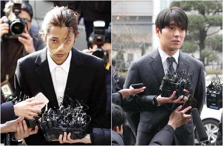 鄭俊英、崔鐘訓遭檢方分別求刑7年和5年。(達志影像)