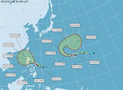 海鷗颱風影響台灣程度 吳德榮這麼說