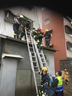 內埔4死火警 傳出爆炸聲排除人為