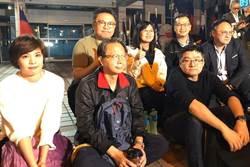 連勝文「嘆氣手發抖」馬郝系也反吳  國民黨風暴來了!