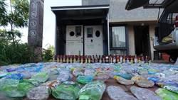 3個月回收瓶罐30萬支 它立大功