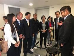 農業缺工嚴重   彰化縣汲取日本最大無人機服務廠智慧產業