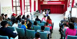 明潭國小英語營 學員情境中演練觀光英語