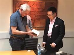 台科技團訪以色列比爾蓋茲  點醒我方專注優勢製造業