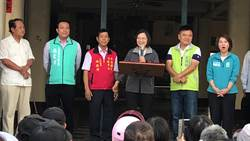 確定列入不分區名單   莊瑞雄:為總統大選願意接受黨中央布局