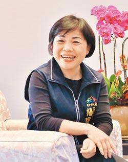 藍徵召副市長 楊瓊瓔全力以赴