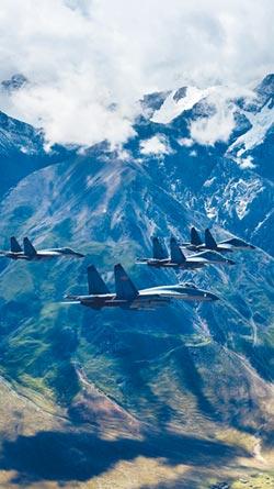 陸空軍70周年 自信奮飛新征程
