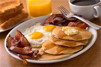 3大最惡魔早餐組合 竟全都是油