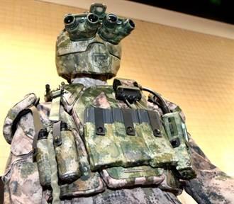 美軍未來步兵護甲 肩腰跨部都防彈