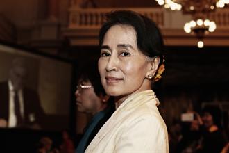翁山蘇姬拒絕譴責「滅族」暴行 受國際法制裁