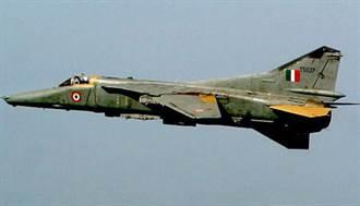 印度空軍將年底退役MiG-27攻擊機