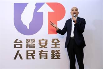 韓國瑜:明公布所有房產買賣資料