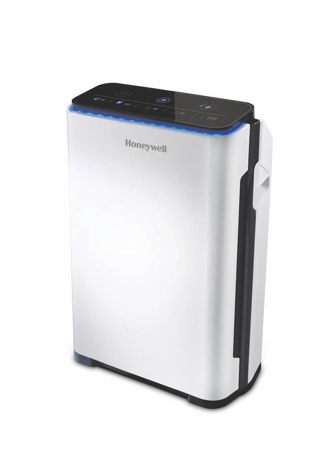 PChome 24h購物的美國Honeywell智慧淨化抗敏空氣清淨機HPA-710WTW,網路價1萬5900元,今(14日)早上10點59分最後限時特價9500元。(PChome 24h購物提供)