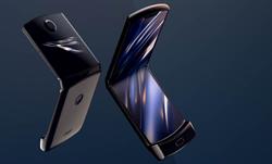 彷彿V3手機復活 摩托羅拉 razr 摺疊機正式發表