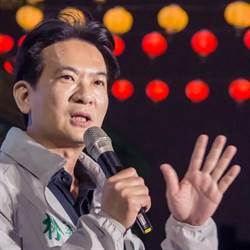 韓記者會後 林俊憲:沒說明台肥如何大轉彎