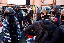 港中大學生會長:留守示威者半數為校外人士