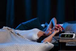 失眠者注意! 研究曝罹患這些病風險更高
