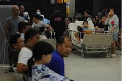 印尼東部7.1級地震2人受傷