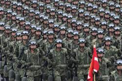 加強牽制中國 日本自衞隊鹿兒島兩棲登陸訓練