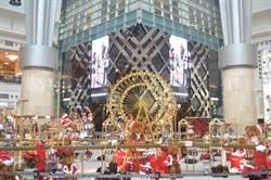 台北101耶誕禮物夢工廠 6大打卡區網美快來