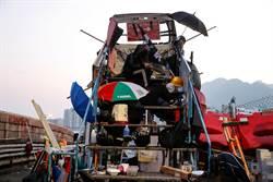 港警指大學成暴亂基地 媒體:示威者漸離開校園