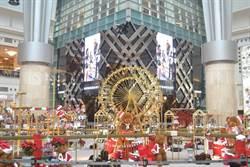 101、統一時代重金打造耶誕信義區 台北打卡景點重地