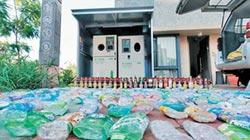 無人回收站 3個月回收30萬瓶罐