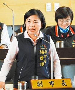楊瓊瓔帶職參選 中市議會激烈攻防