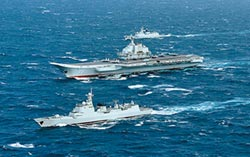 中美戰略競爭 未必軍事敵對