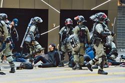 習:香港止亂制暴 迫切任務